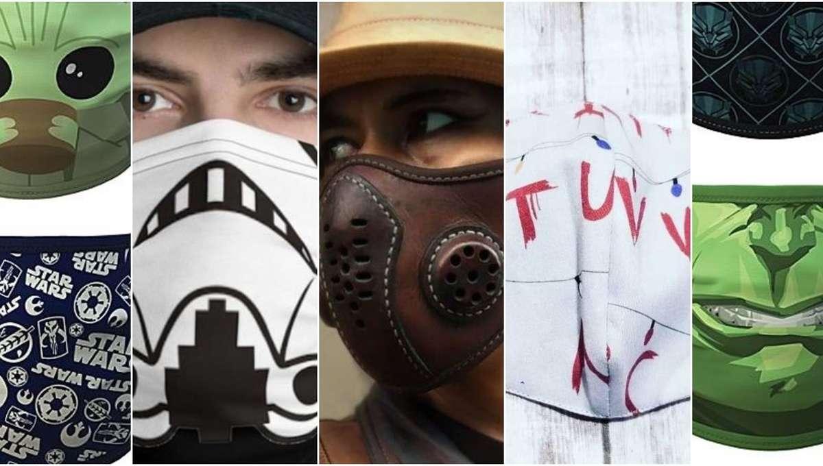 Masks combo pic