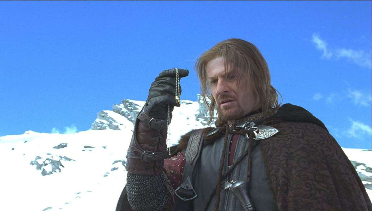 Sean Bean Lord of the Rings