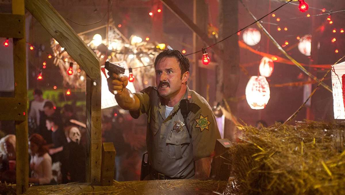 David Arquette returns to 'Scream' franchise