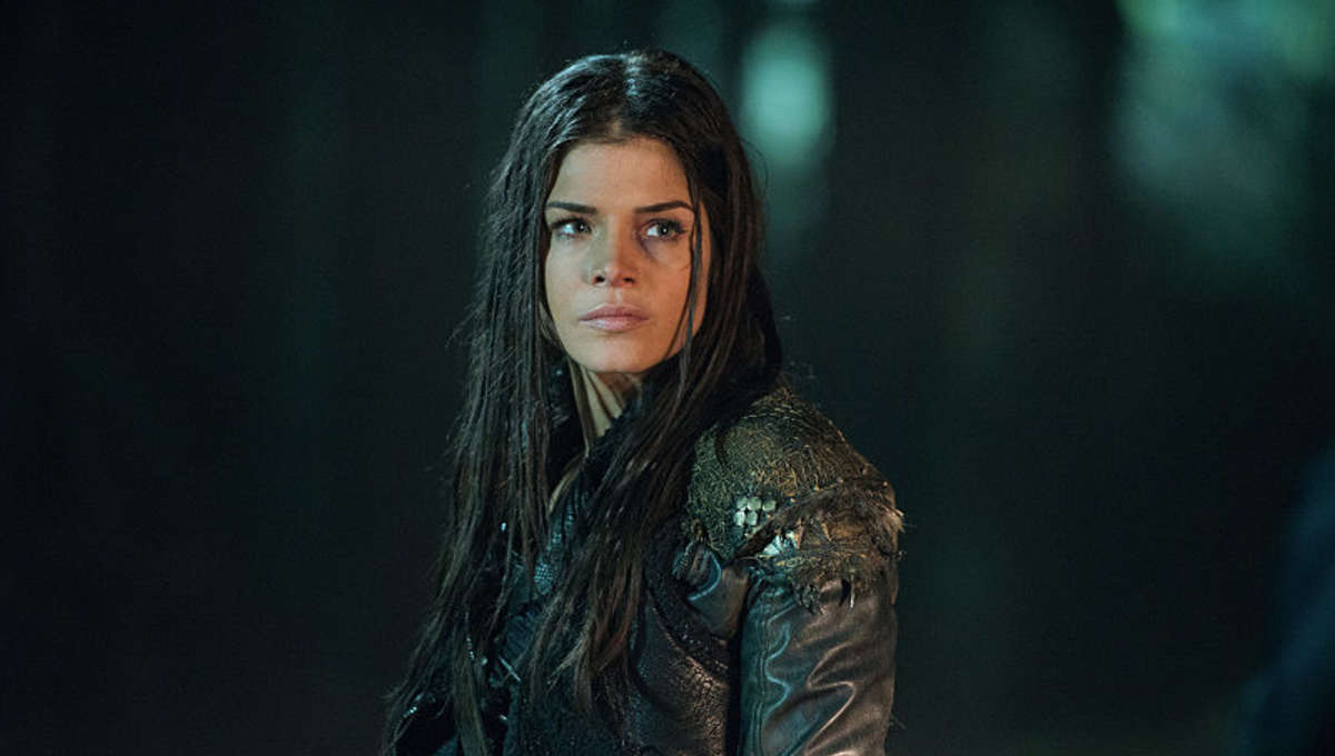 Marie Avgeropoulos in The 100