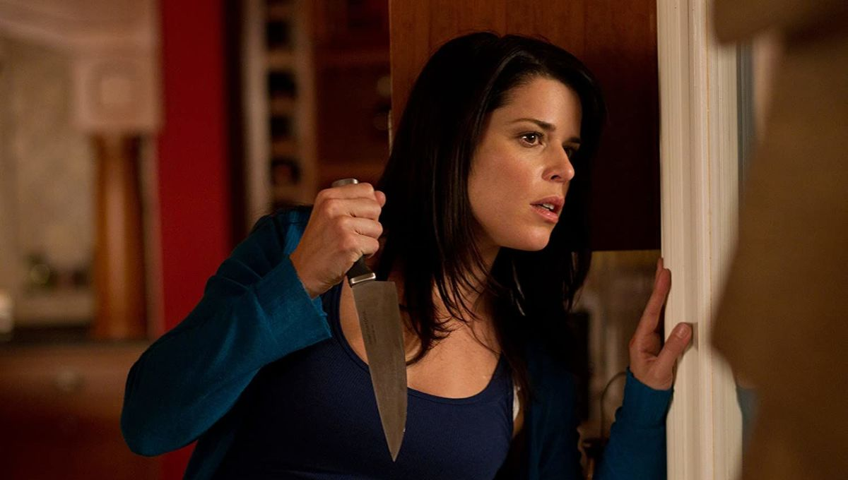 Neve Campbell Scream 4