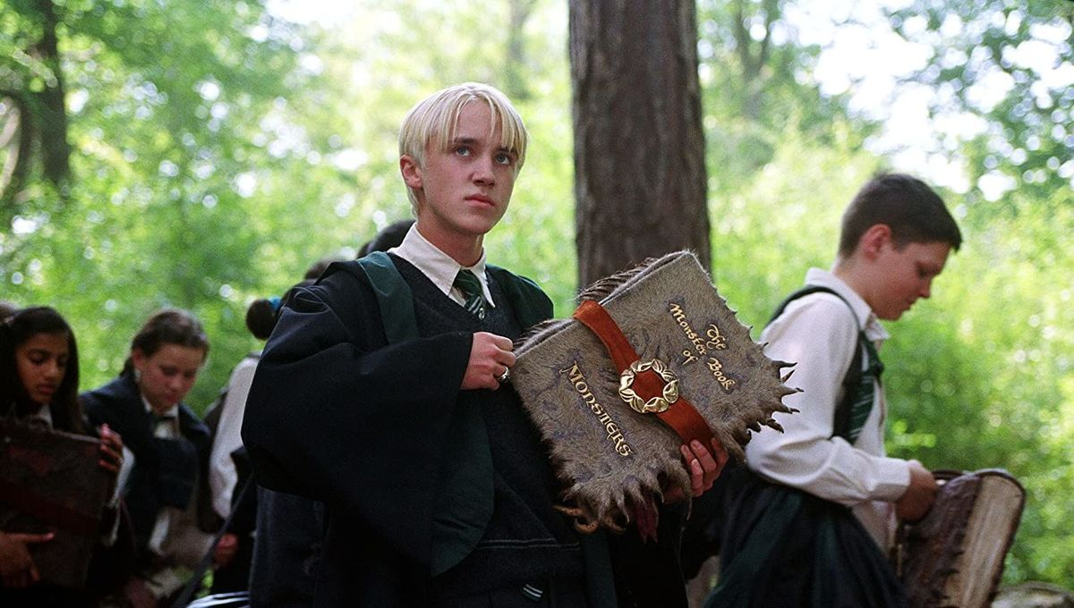 Tom Felton Draco Malfoy Harry Potter
