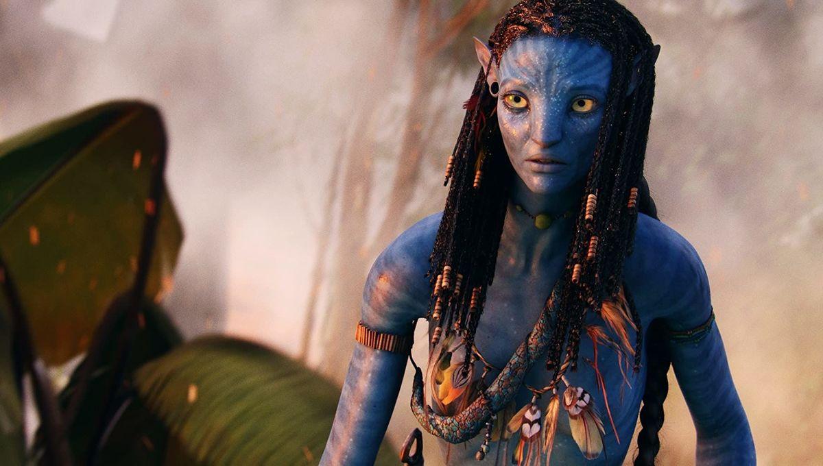 Avatar Zoe Saldana