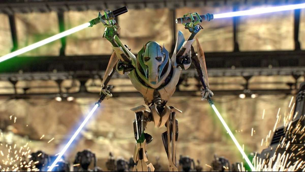 General Grievous Star Wars Revenge of the Sith