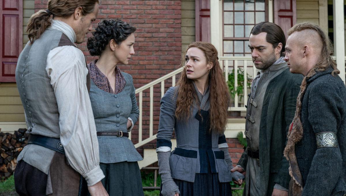 Outlander 511 cast