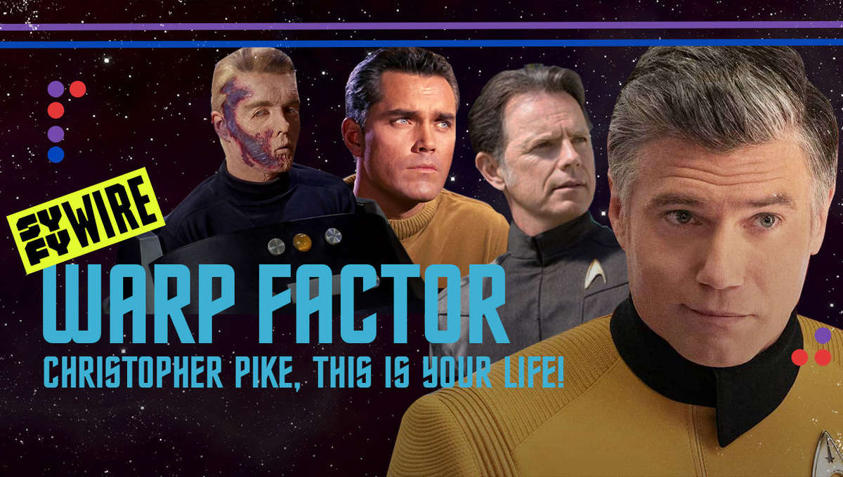 Christopher Pike Warp Factor