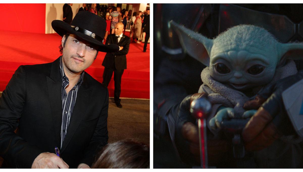 Robert Rodriguez Baby Yoda