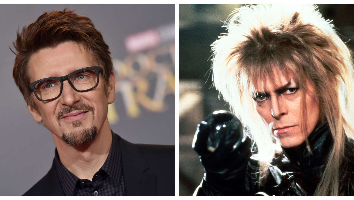 Scott Derrickson Labyrinth