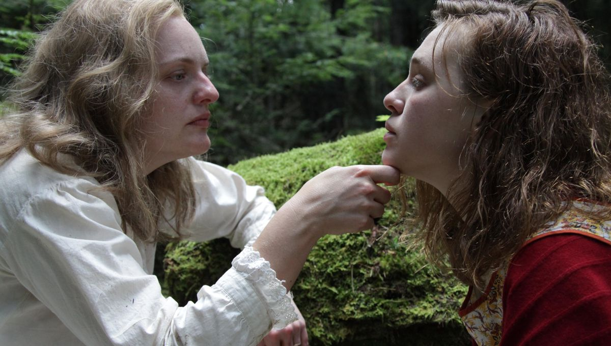 SHIRLEY Elisabeth Moss and Odessa Young