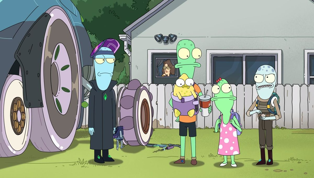 Solar Opposites: Justin Roiland and Mike McMahan discuss their new ...