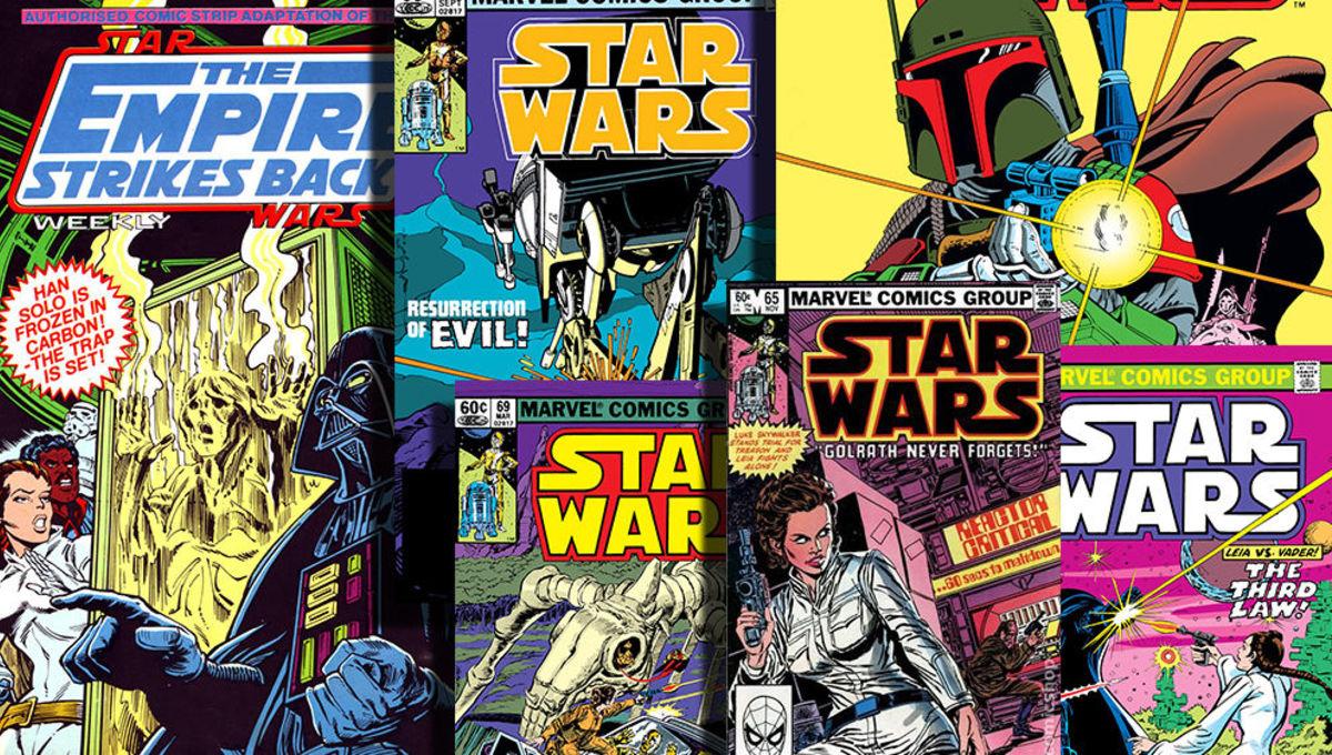 Star Wars Empire Strikes Back Marvel Comics