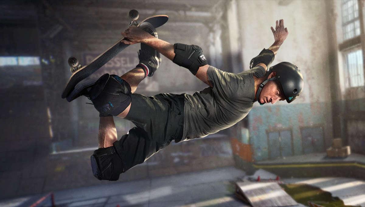 Tony Hawk Pro Skater image