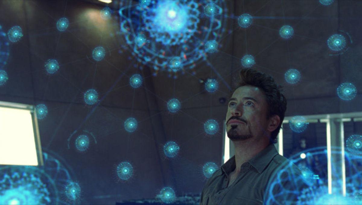 Tony Stark New Element