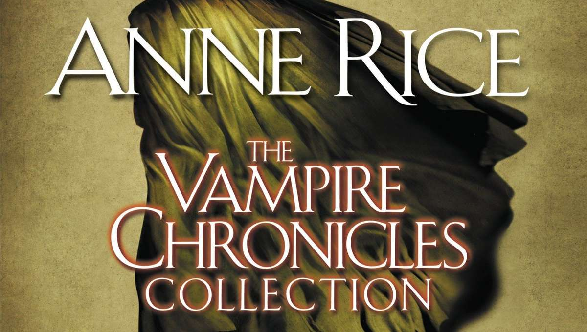 Vampire Chronicles collection cover