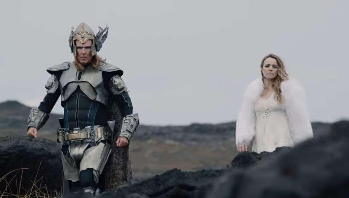 Volcano Man Will Ferrell Rachel McAdams