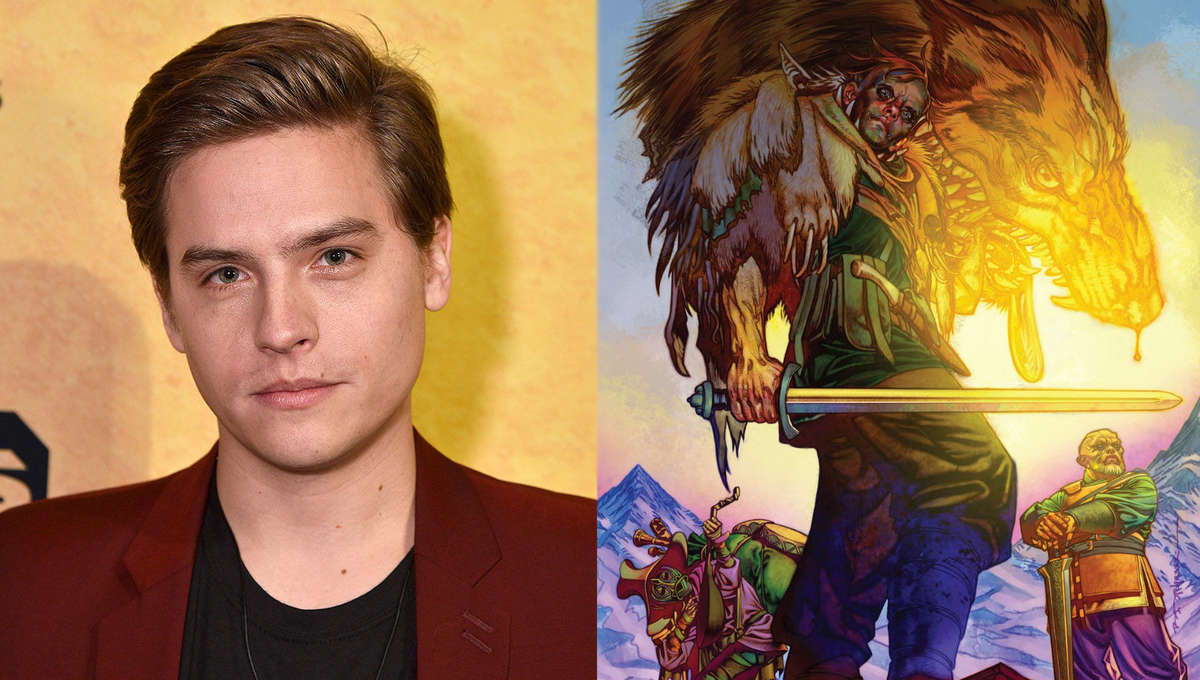 Sun Eater Dylan Sprouse