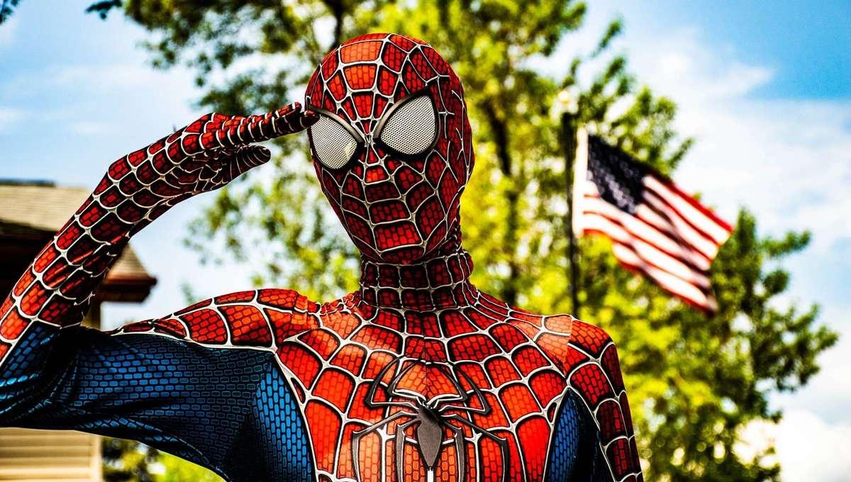 Mike Justman Spider-Man