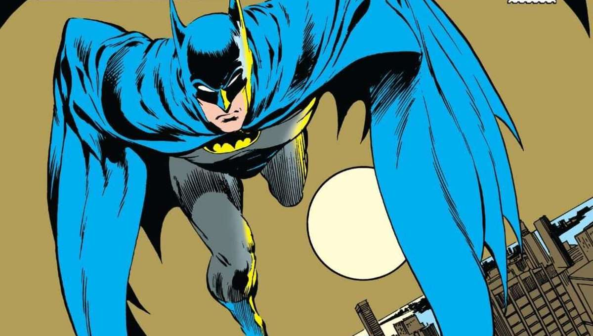 Batman 241 cover