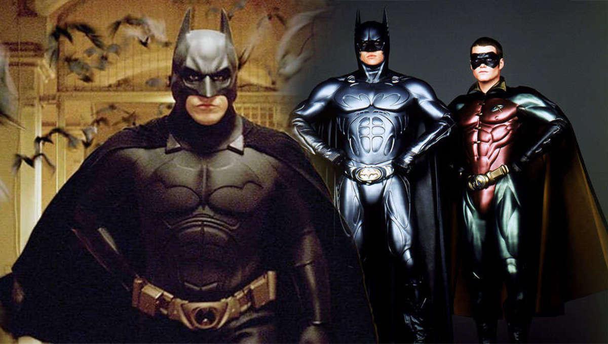 Batman Begins Forever
