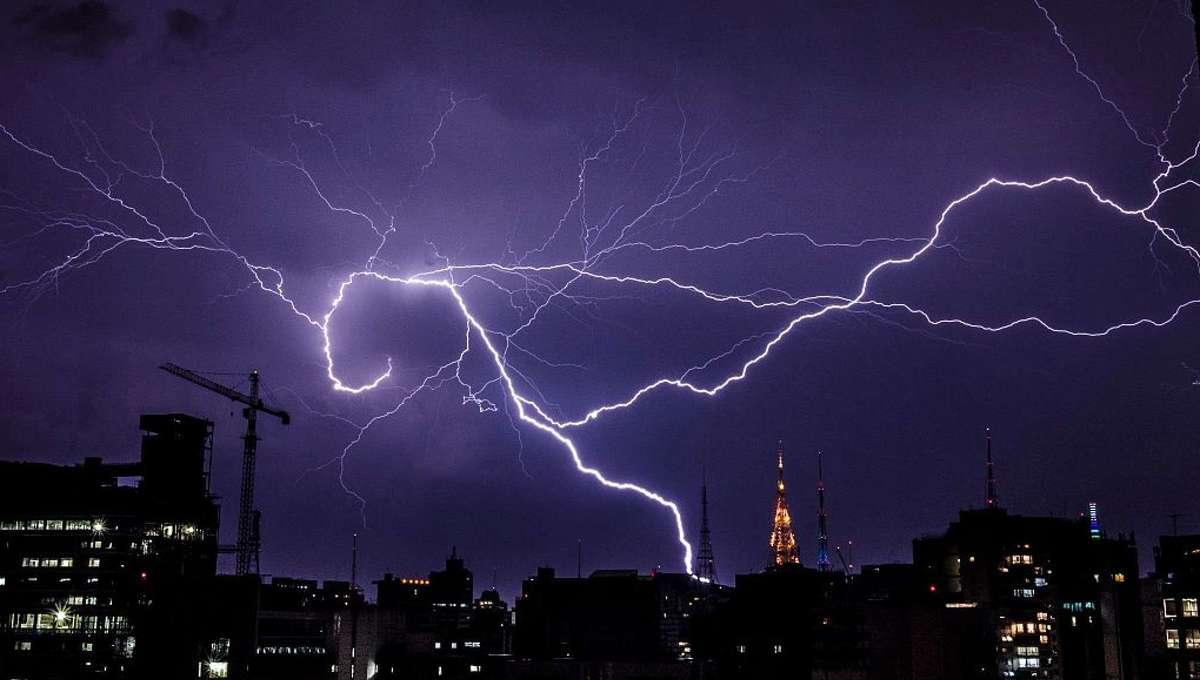 Brazil storm