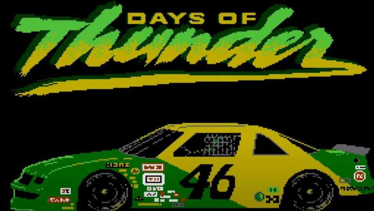 Days of Thunder screengrab