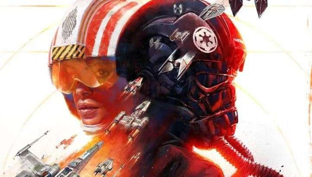Star Wars: Squadrons art
