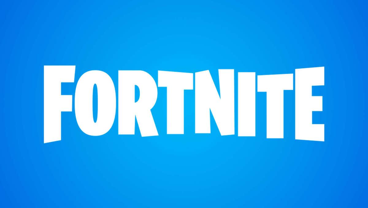 Fortnite logo from Epic Games