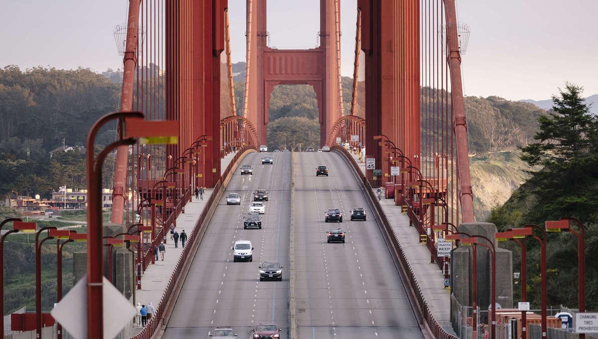 Golden Gate Bridge Getty