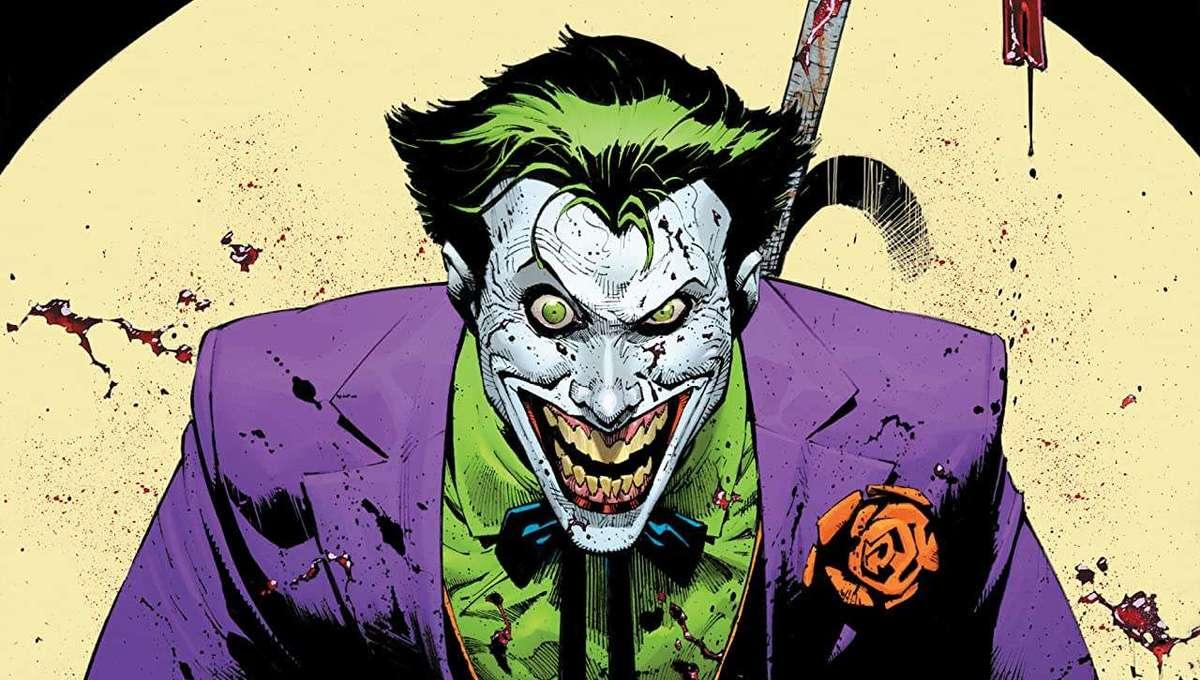 Joker 80th Anniversary cover