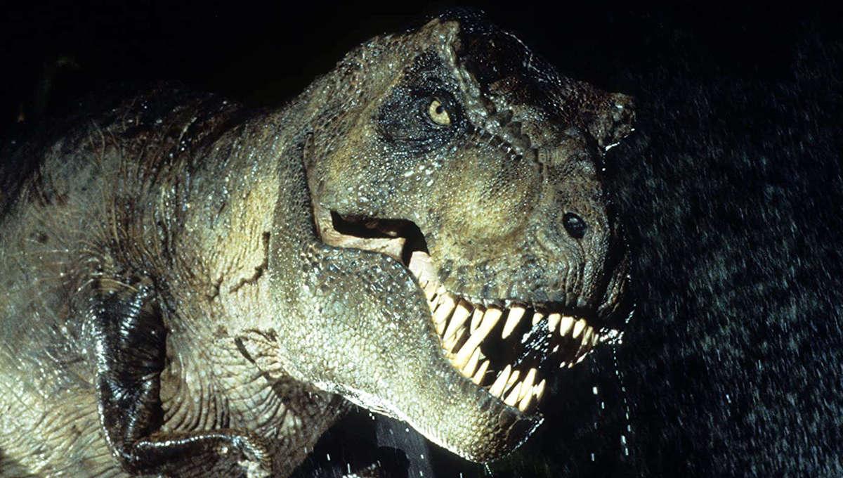 T. Rex from Jurassic Park