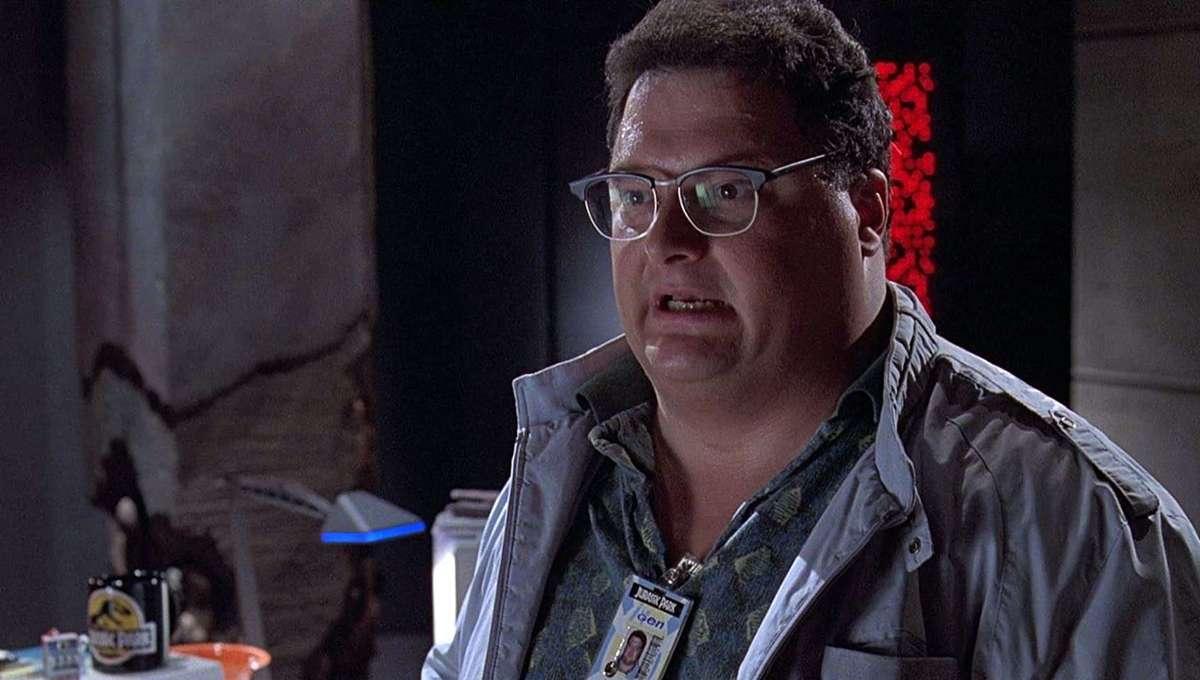 Jurassic Park Dennis Nedry Wayne Knight