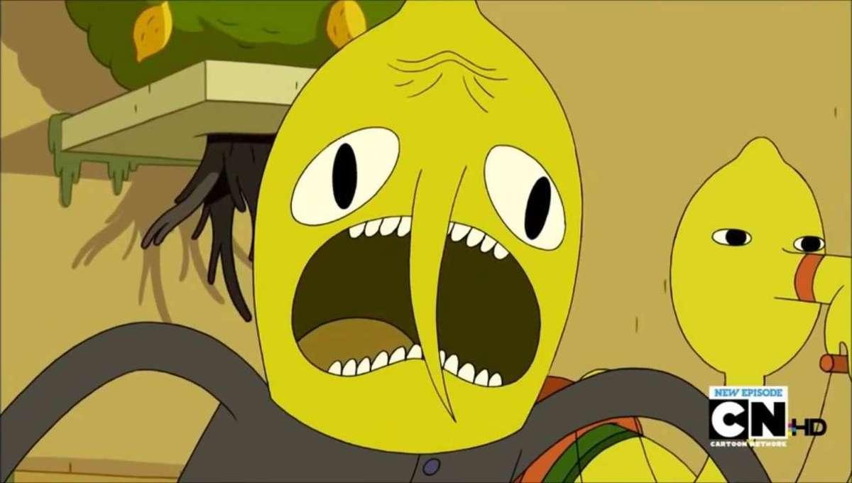 Lemongrab Adventure Time