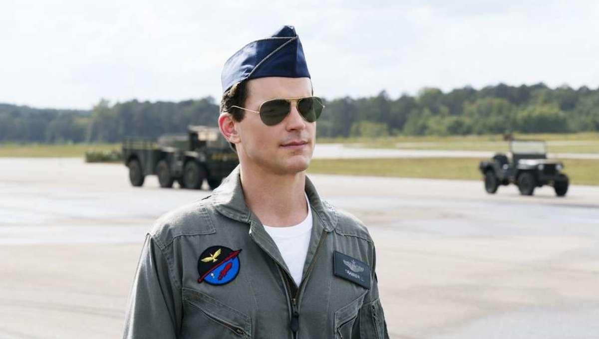 Matt Bomer in Doom Patrol