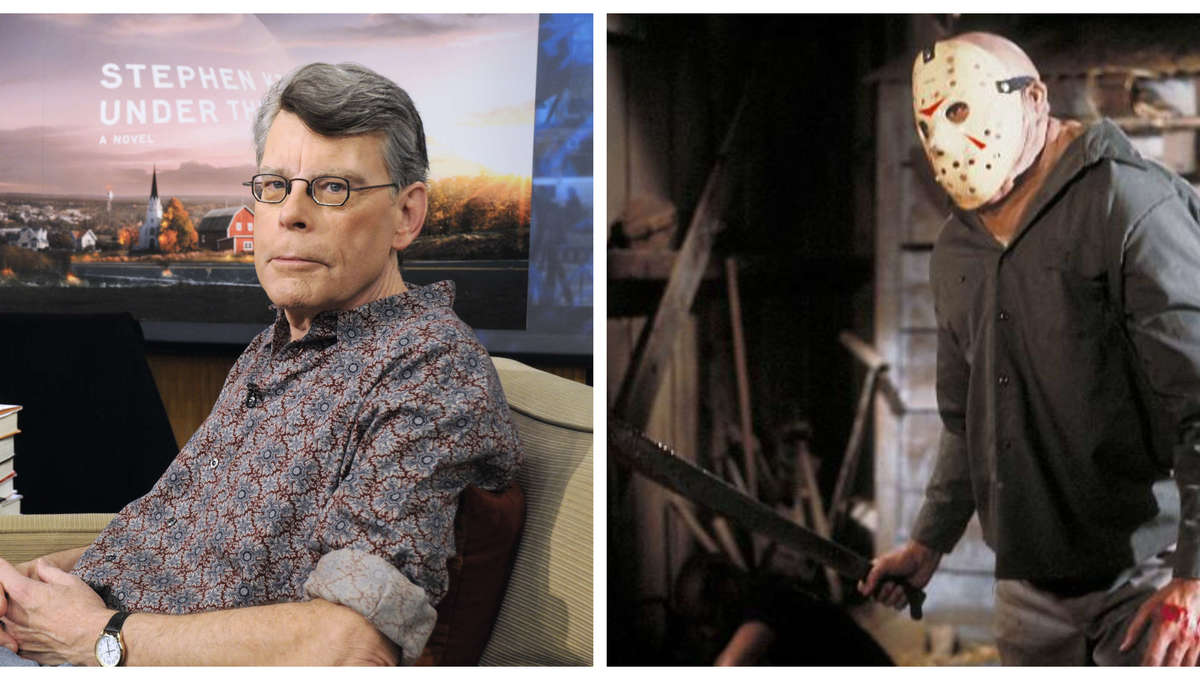 Stephen King Jason Voorhees