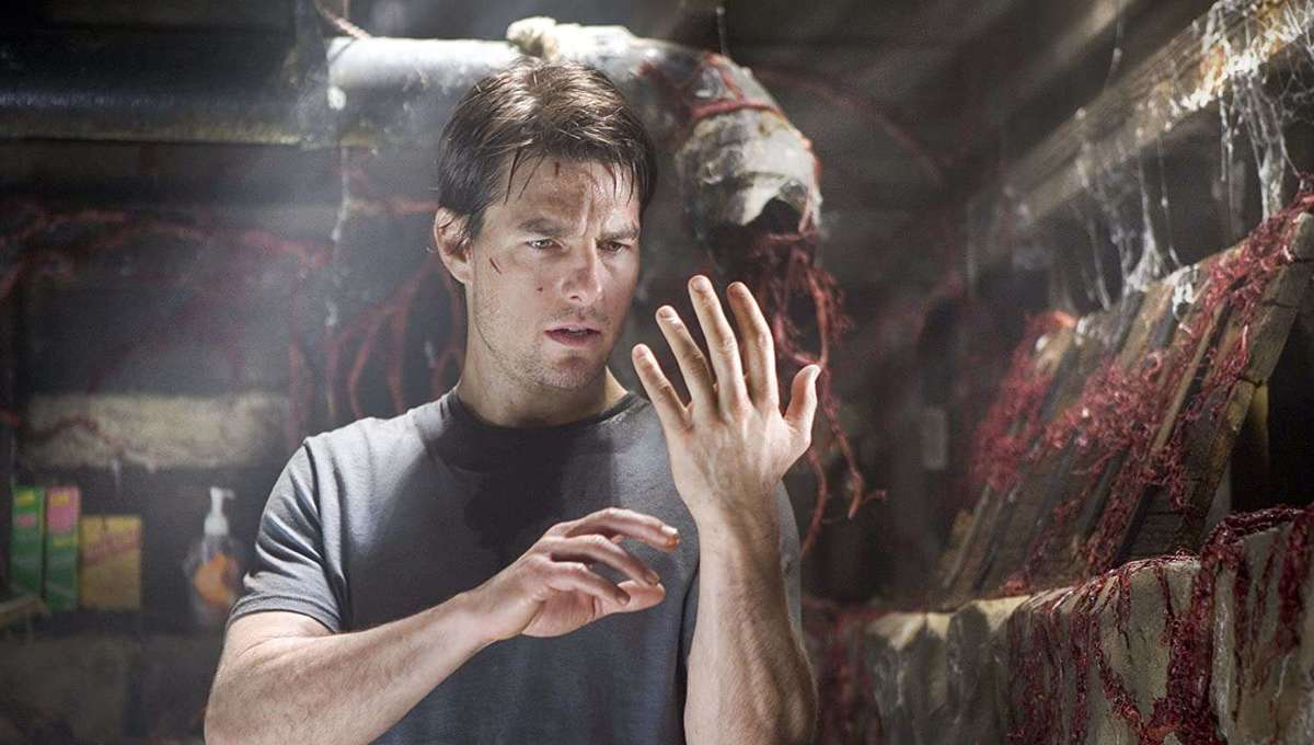 The War of the Worlds Tom Cruise