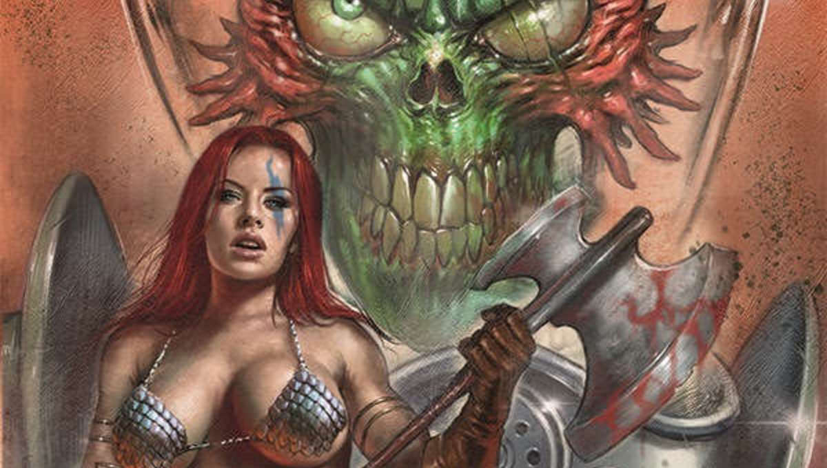 Mars Attack Red Sonja