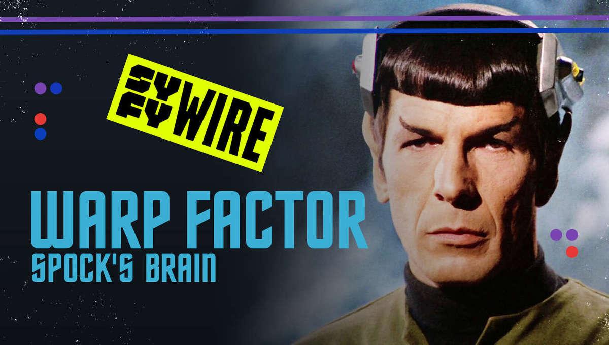 Warp Factor: Spock's Brain