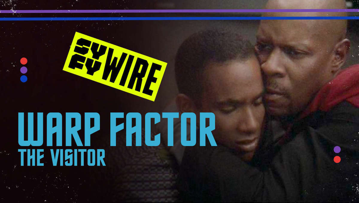 "Warp Factor - Star Trek: Deep Space Nine ""The Visitor"""