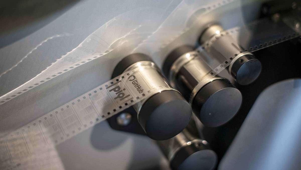 Github piqlFilm code