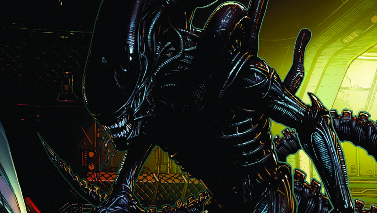Alien_Cover_Finch Marvel Comics