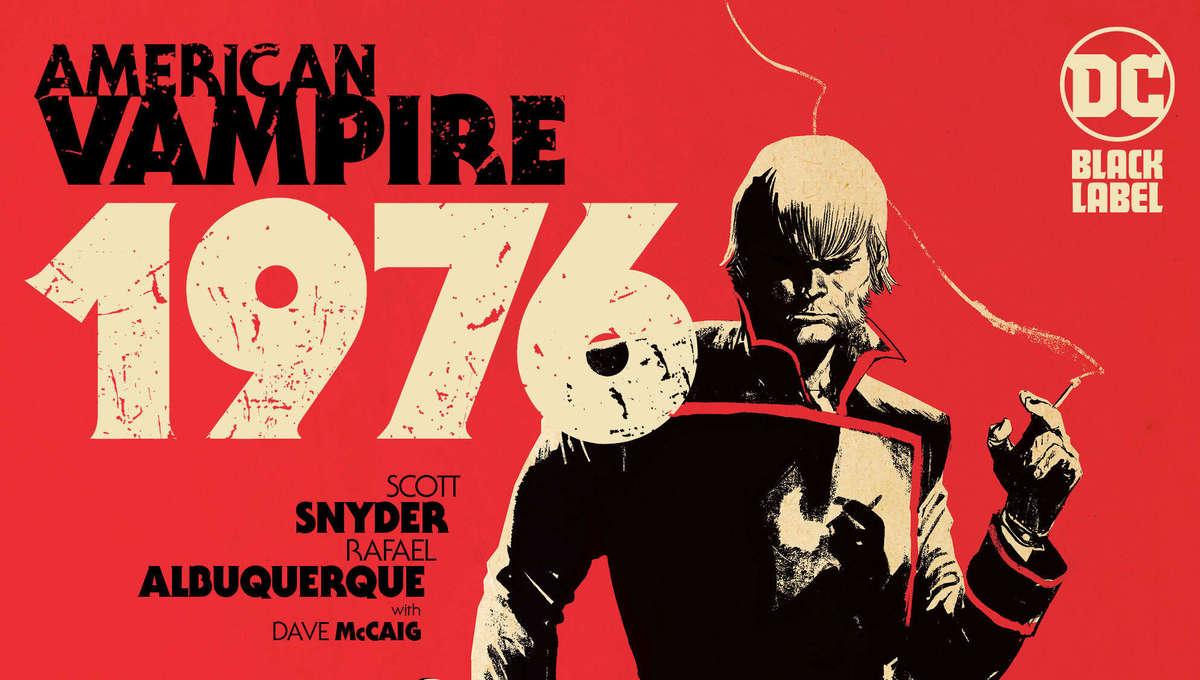 American Vampire 76 cover