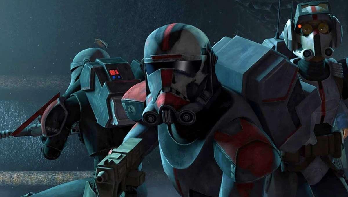 Star Wars The Clone Wars Bad Batch