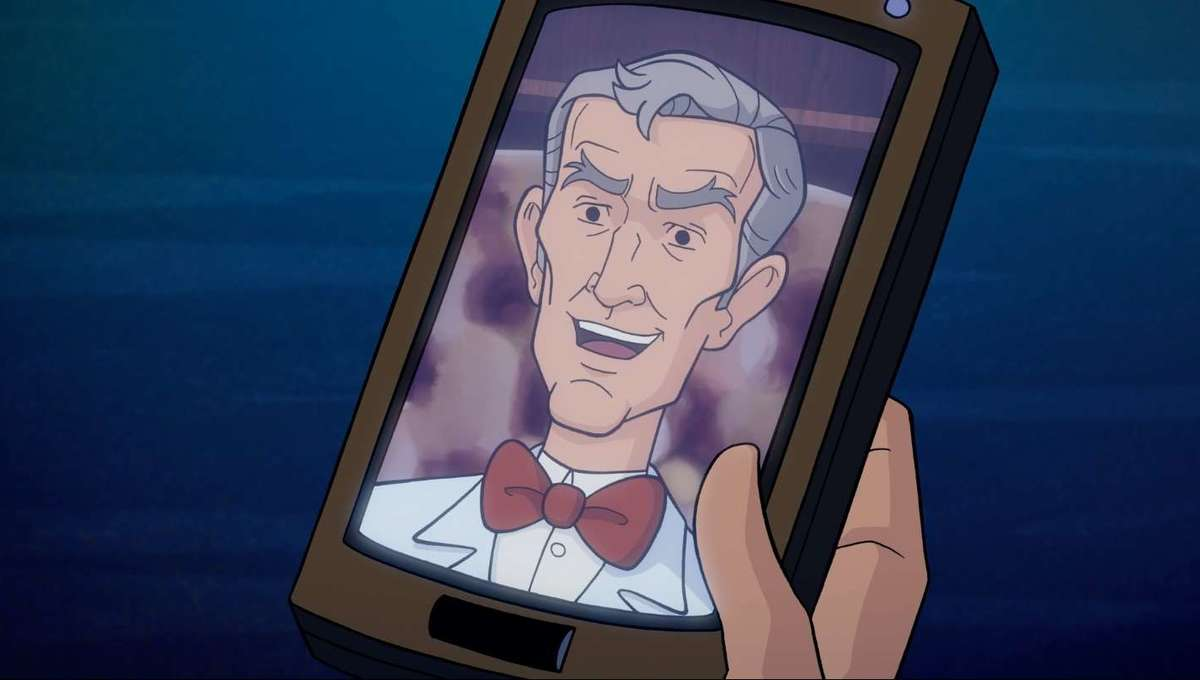 Bill Nye Scooby Doo