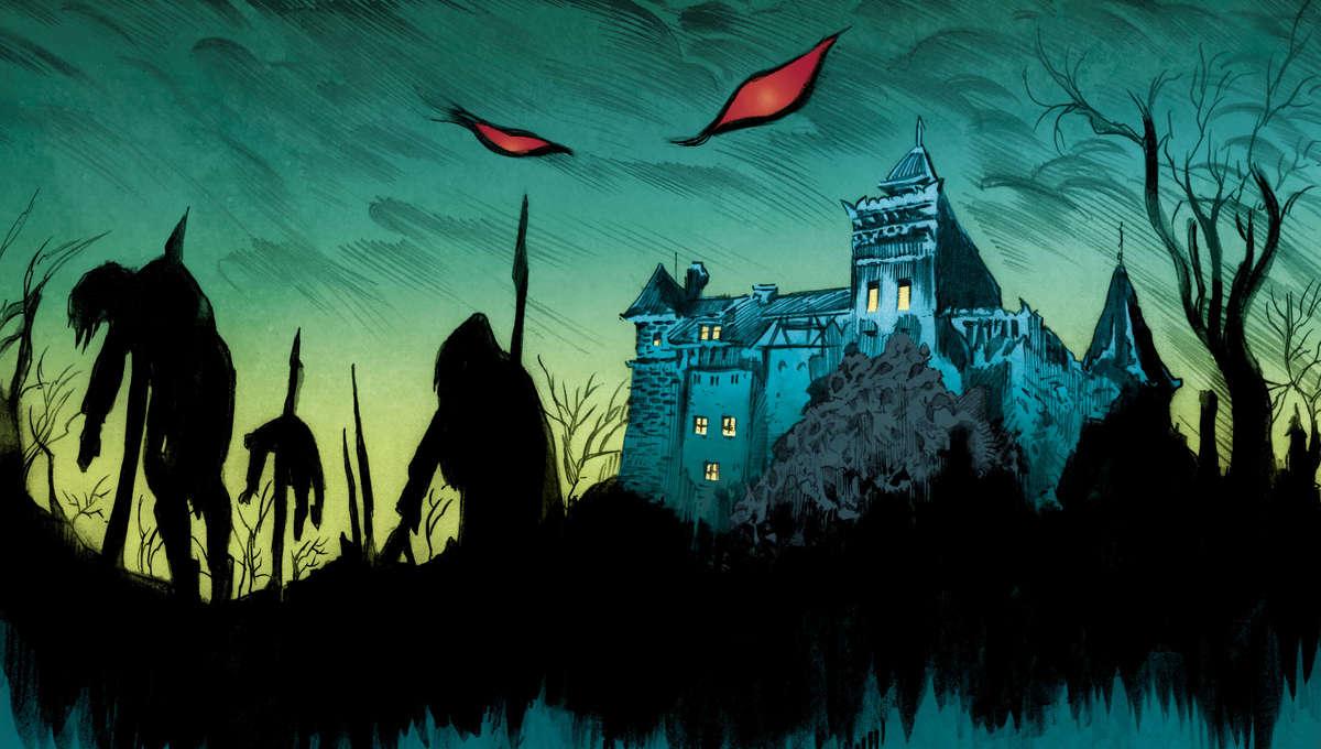 Dragon OGN Kickstarter Dracula