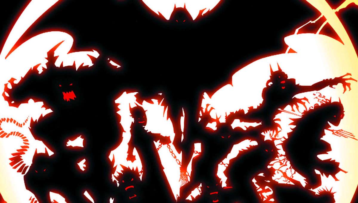 Batman in Dark Nights: Metal