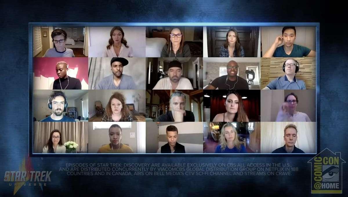 SDCC 2020- Star Trek: Discovery