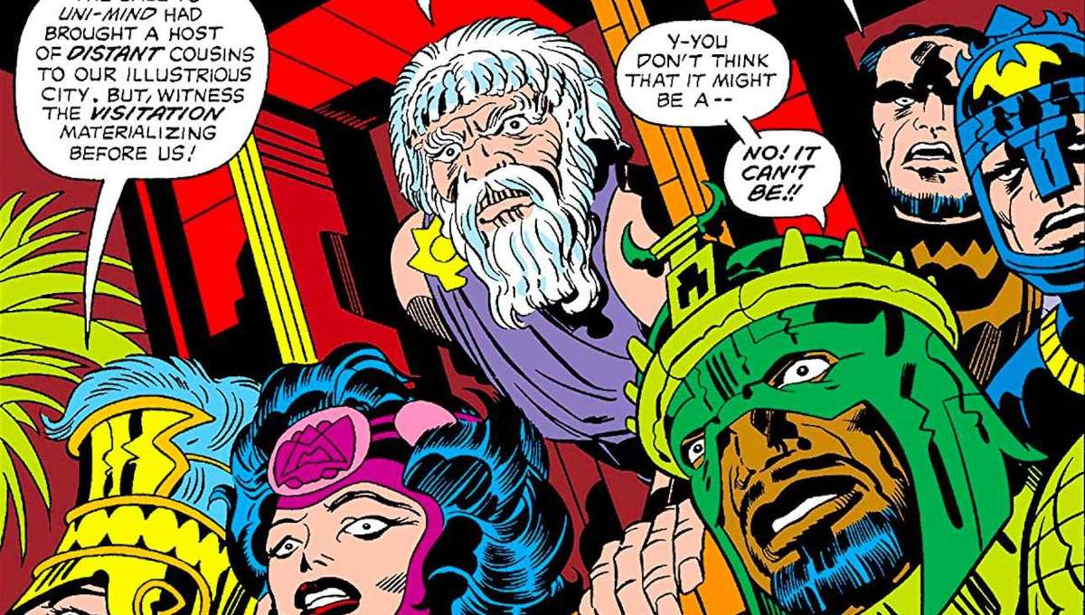Eternals: Did Don Lee just share a first look at the upcoming MCU film?