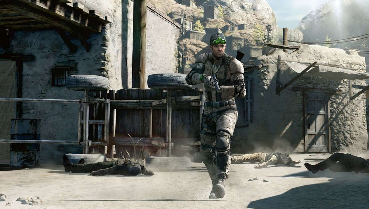 Splinter Cell official