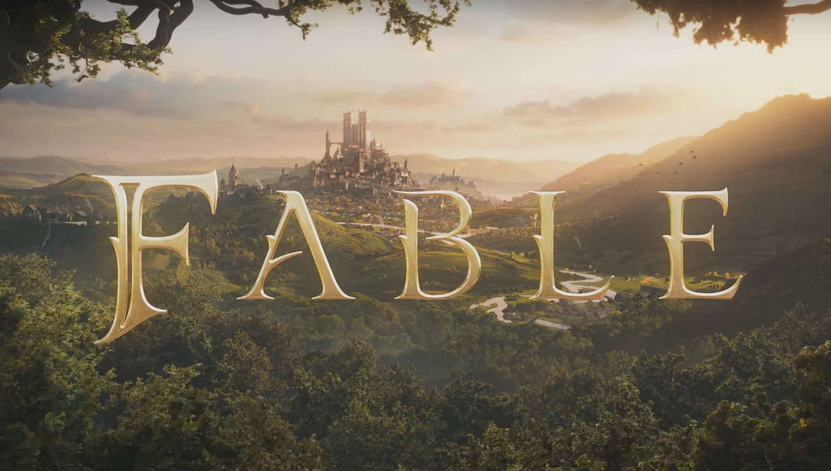 Fable logo from Microsoft and Playground Games