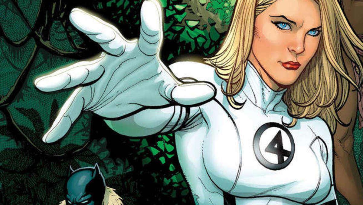 Fantastic Four Sue Storm